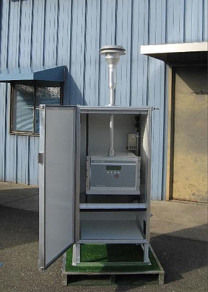Air Monitoring Equipment Cabinet