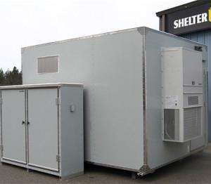 Shelter & Bottle Cabinet