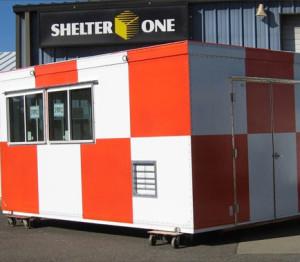 March ARB Floorless Arrestor Shelter