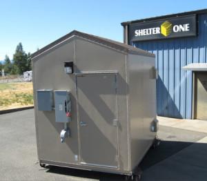 Remote Repeater Hut