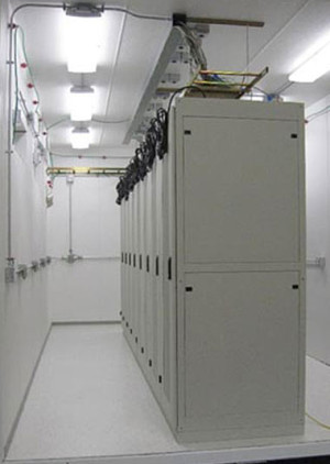 Special Electrical Installation Shelter