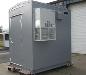 Substation Equipment Enclosure