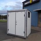 CEMS cabinet enclosure NEMA 4-4X equivalent
