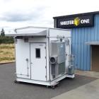 Class-1 Div-2 CEMS Shelter
