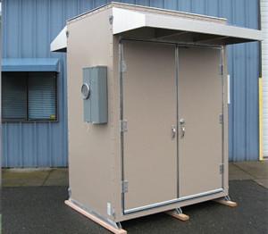Remote Instrument Cabinet