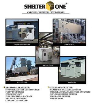 Shelter One Line Card