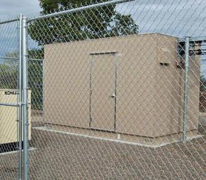 Medford Police Telecom Shelter