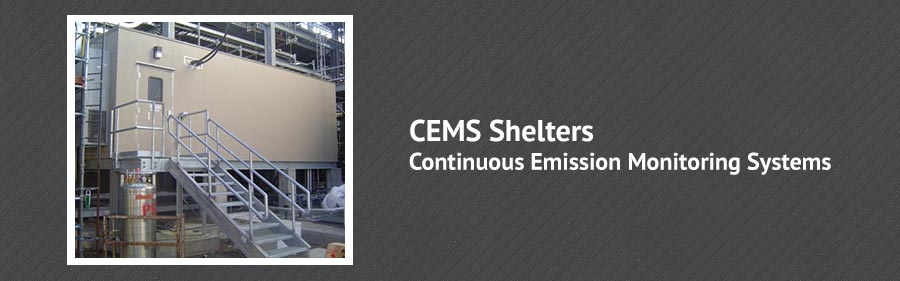 CEMS shelters