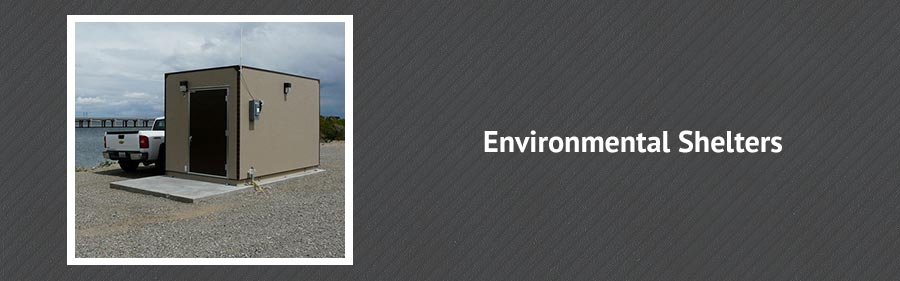 Shelters for Environmental Applications