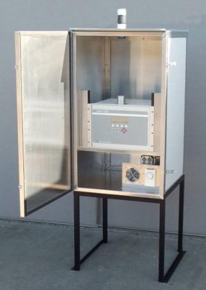 Custom Equipment Enclosure
