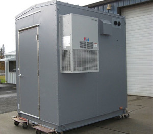 Substation Equipment Enclosure